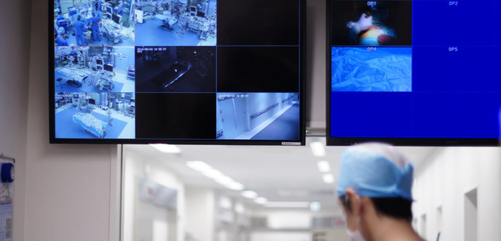 手術室全景モニタリング