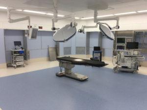 新古賀病院様 手術室