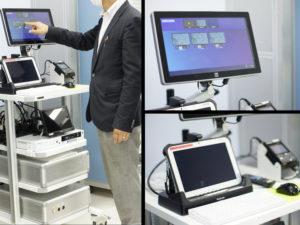 新古賀病院様 映像コントロールシステム